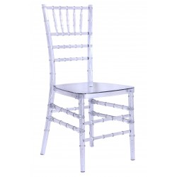 RESIN CHIAVARI CHAIR