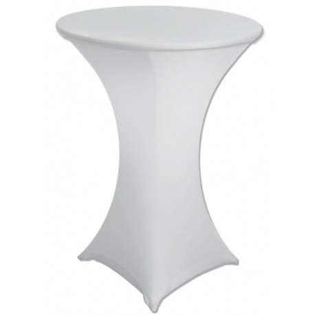 HOUSSE TABLE COCKTAIL MODÈLE 400 - 30 POUCES