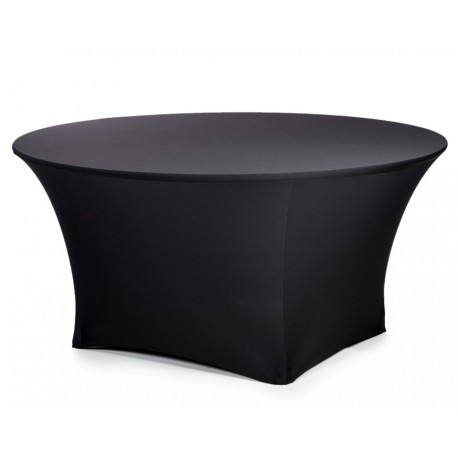 NAPPE RONDE - STRETCH 400 - 60 POUCES - 300 GSM